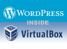 Installing Wordpress in Virtualbox using Apache server