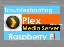 Troubleshooting Plex on Raspberry pi
