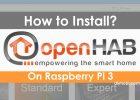Install Openhab2 on Raspberry Pi 3 Manual Method