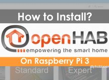 Install Openhab2 on Raspberry Pi 3 Manual Method