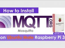 MQTT Server on Ubuntu Mate