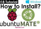 Raspberry Pi 2018 Ubuntu Mate 16.06