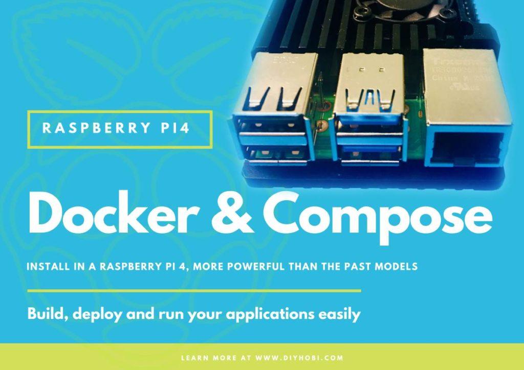 install docker compose raspberry pi 4 2021