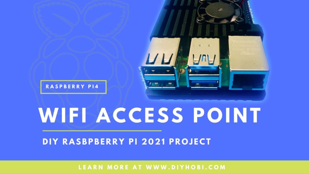 raspberry pi access point internet diyhobi